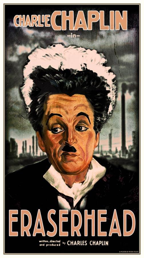 "Cartel de ""Eraserhead"" (1932)"