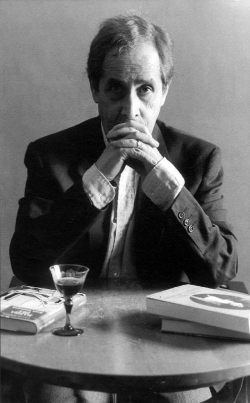 Escritores peruanos famosos - Jorge Eduardo Eielson.