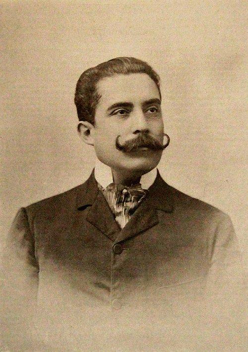 Escritores peruanos famosos - José Santos Chocano.