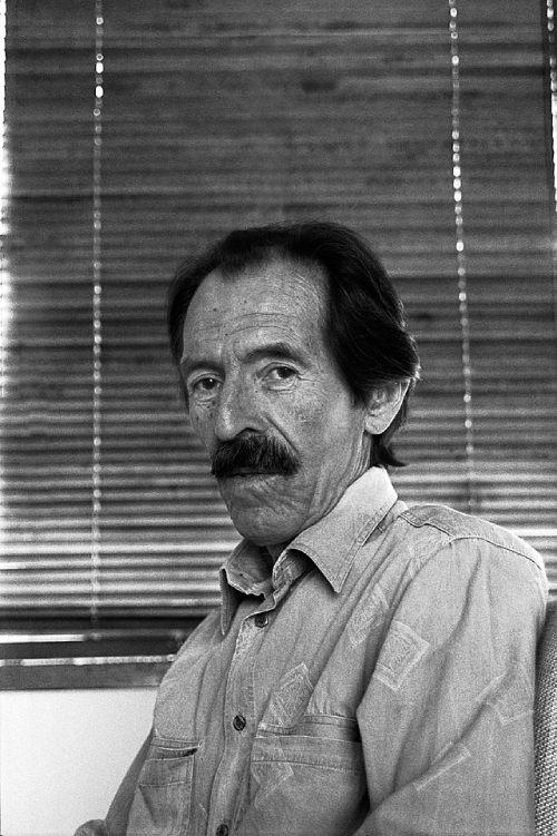 Escritores peruanos famosos - Julio Ramón Ribeyro.
