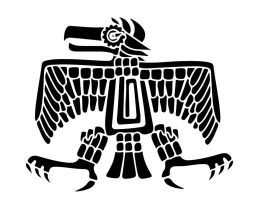 Escritura azteca - Símbolos de guerra