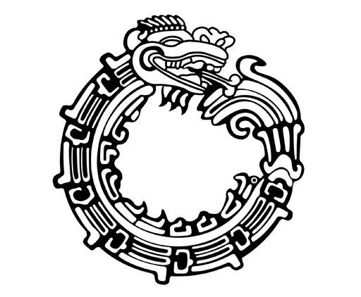 Escritura azteca - Símbolos de poder