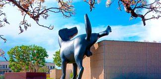 Escultura de Richard Jackson