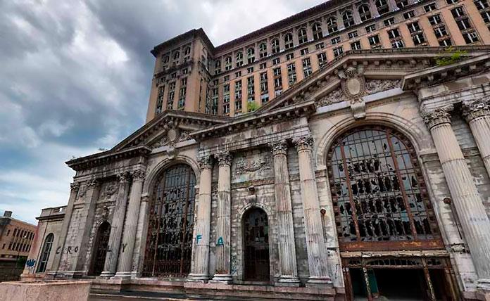 Estación Central de Michigan (Detroit, EE.UU.)