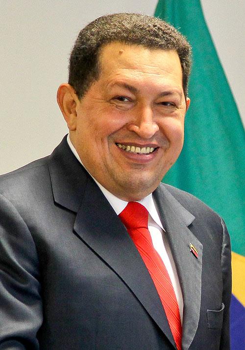 Estudios cursados por políticos famosos - Hugo Chávez