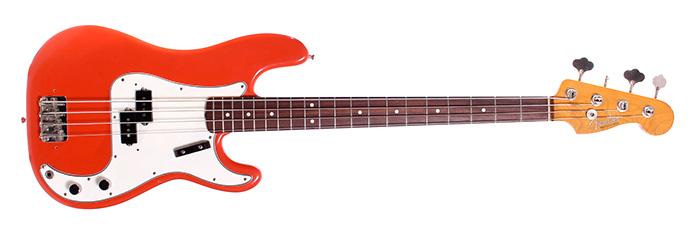 Fender Precision Bass 62