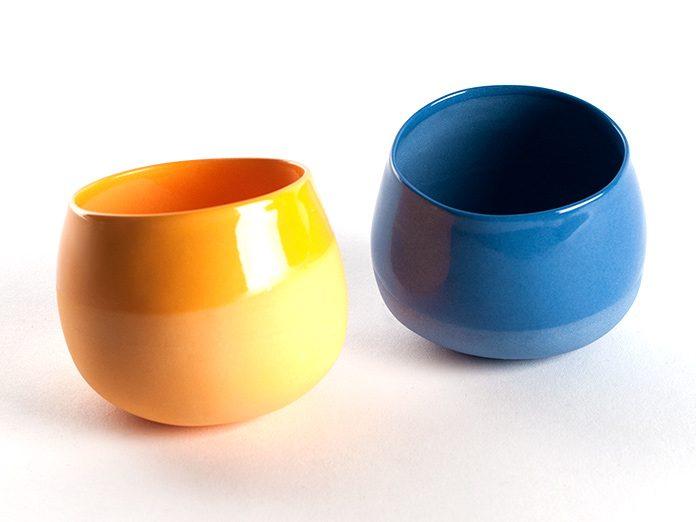 contenedores de cerámica