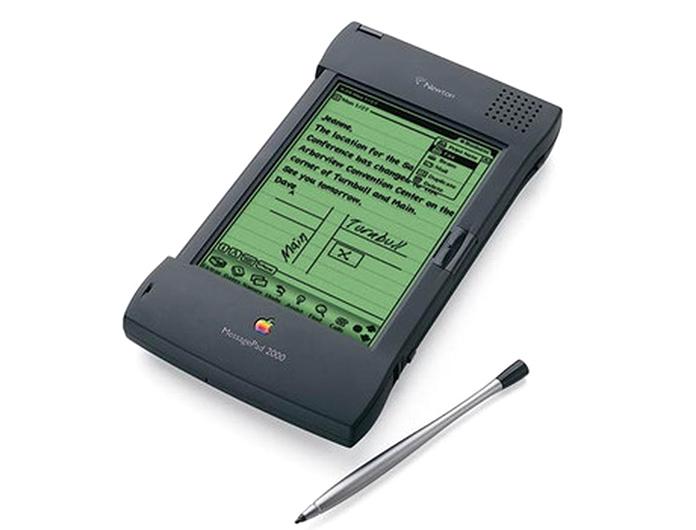 Fracasos: Apple Newton