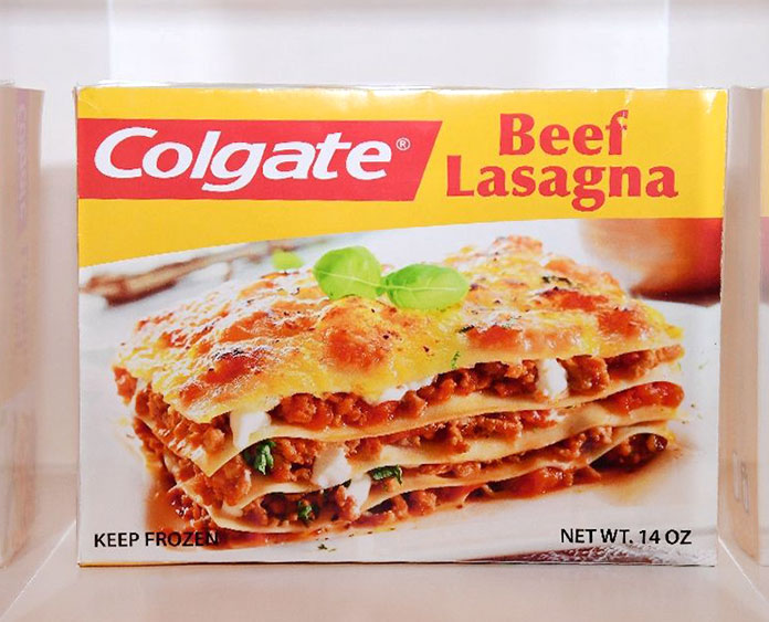 Fracasos: Colgate Kitchen Enteers