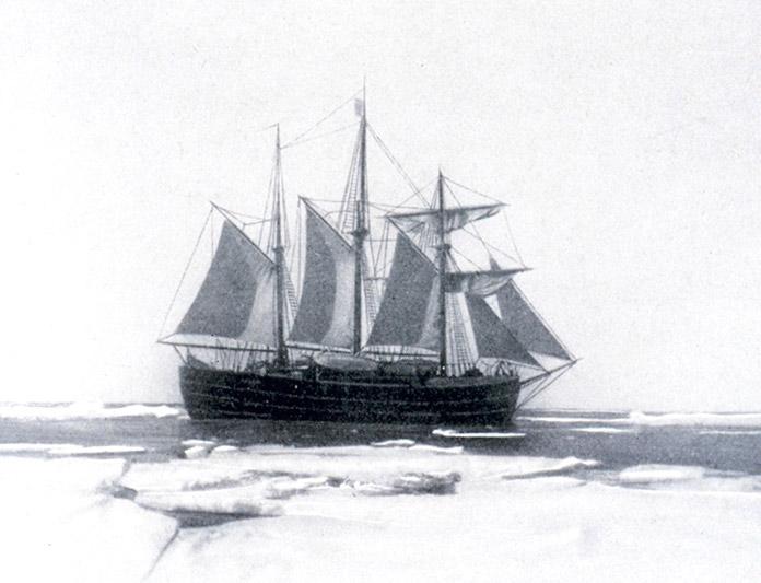 El Fram, barco de expedición del Polo Sur