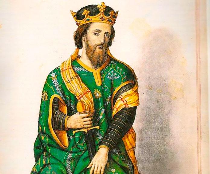 Fruela II de León (H.de Ávila / Museo del Prado, Madrid)