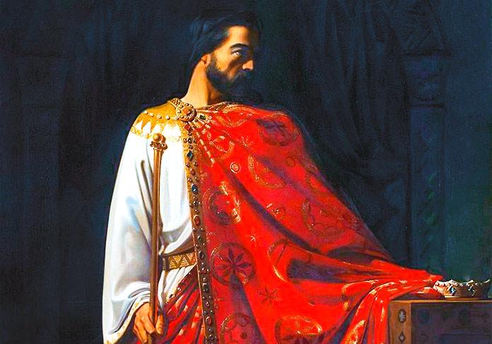Reyes de la península ibérica. Fruela II el Leproso