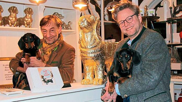 Los creadores del Dackel Museum