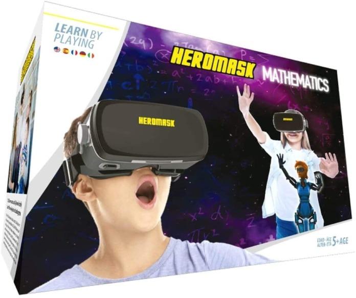 Gafas VR+Heromask