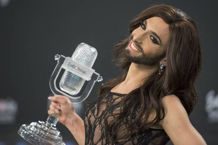 Festival de la Canción Eurovisión - Conchita Wurst