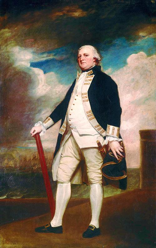 Vica-almirante George Darby