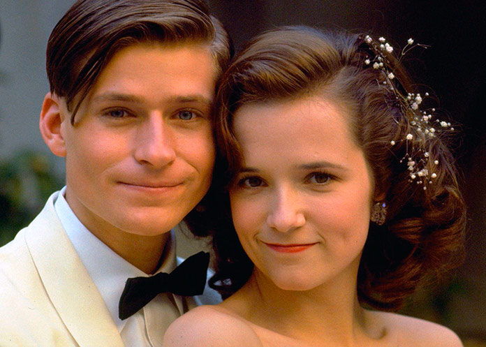 George y Lorraine McFly