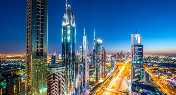Gevora Hotel en Dubái, Emiratos Árabes Unidos