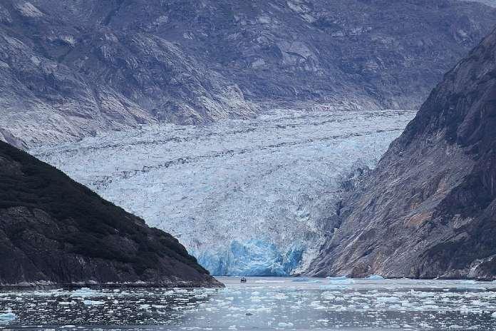 Glaciares derretidos - Dawes