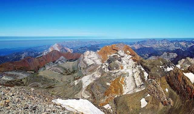 Glaciares derretidos - Monte Perdido