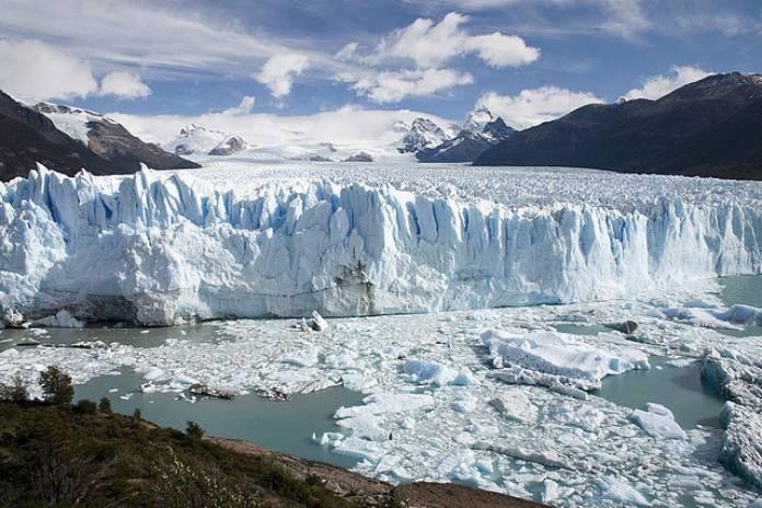 Glaciares derretidos - Perito Moreno
