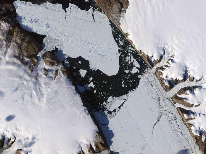 Glaciares derretidos - Petermann