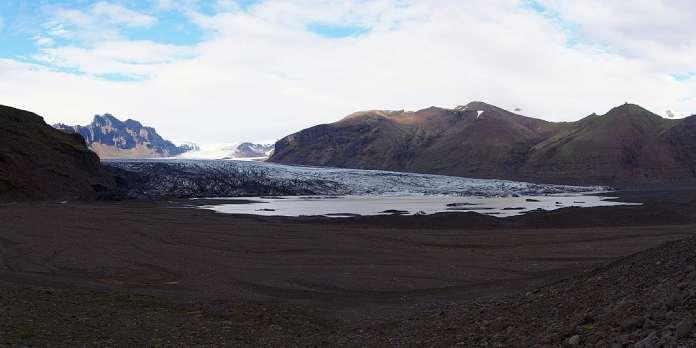 Glaciares derretidos - Skaftafellsjökull