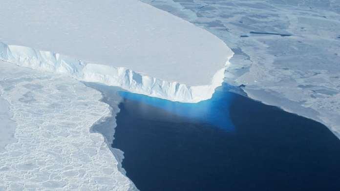 Glaciares derretidos- Thwaites