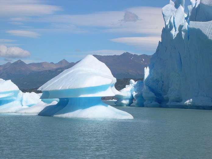 Glaciares derretidos - Upsala