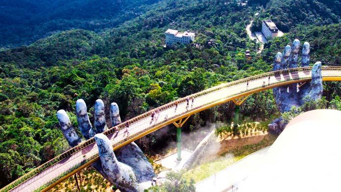 Golden Bridge 6