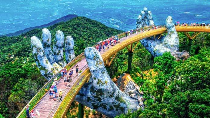 Golden Bridge 1