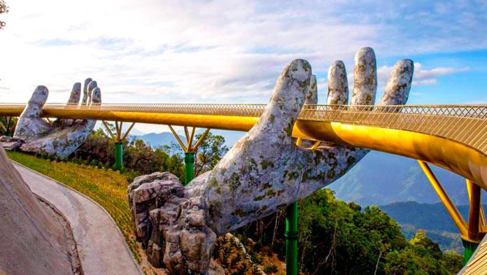 Golden Bridge 2