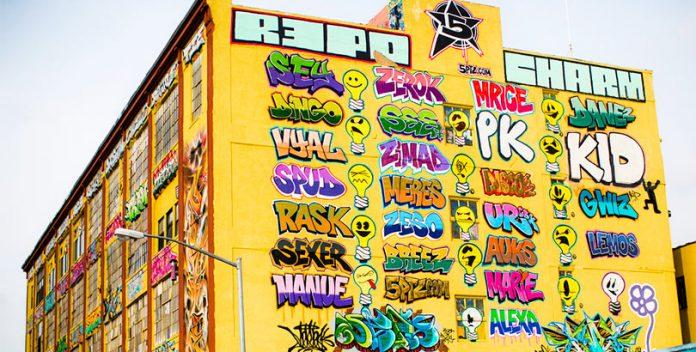 Los grafiteros del 5Pointz reciben 5,4 millones de euros por sus obras.