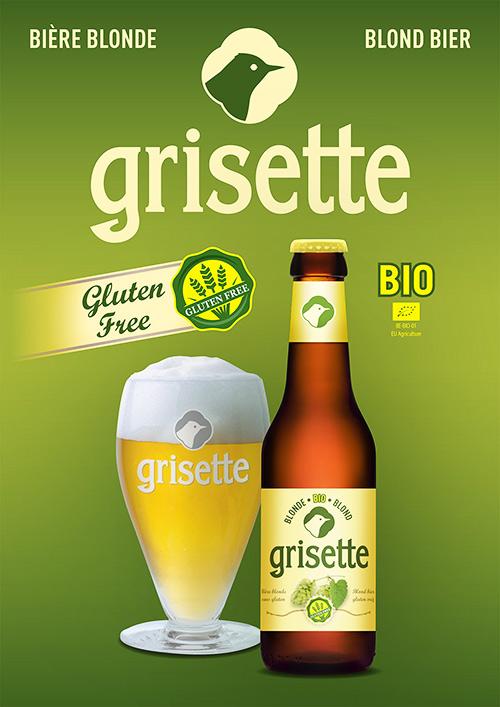 Grisette Blonde Sans Gluten Bio