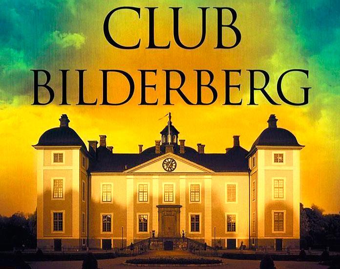 "Portada del libro ""La verdadera historia del Club Bilderberg"","