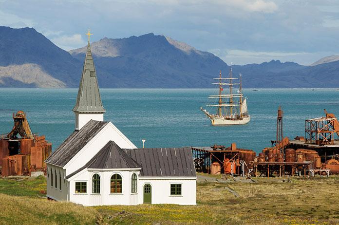 Grytviken (Georgia del Sur, EE.UU.)