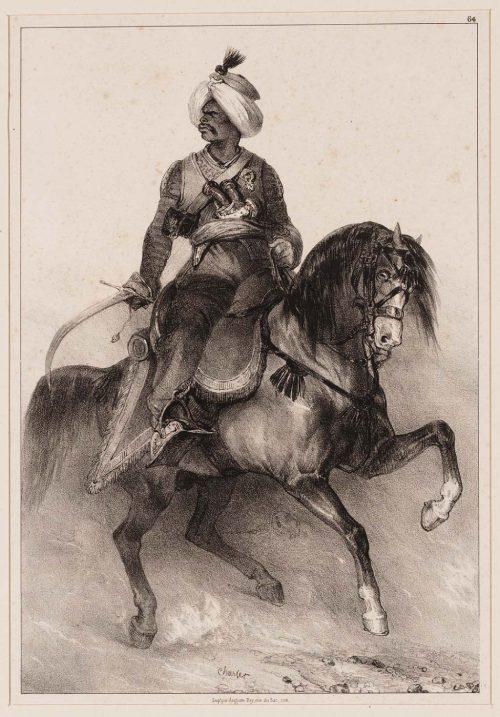 Guerreros medievales: Mameluco