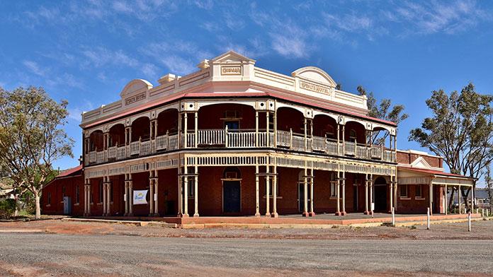 Gwalia (Leonora, Australia)