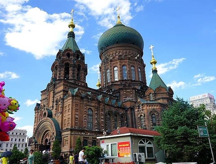 Catedral ortodoxa de Santa Sofía