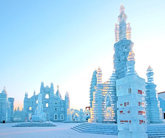 6 datos curiosos de Harbin, la ciudad del hielo y de los rusos en China