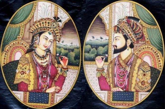Historias-de-amor-reales-Shah-Jahan-y-Mumtaz-Mahal