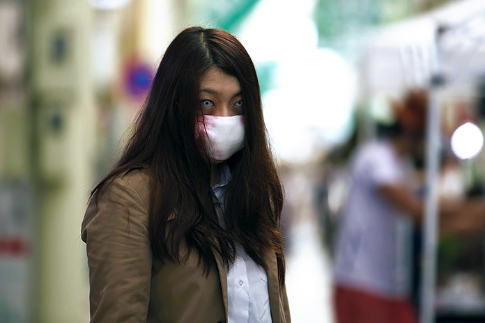 Historias de terror cortas - Kuchisake-Onna