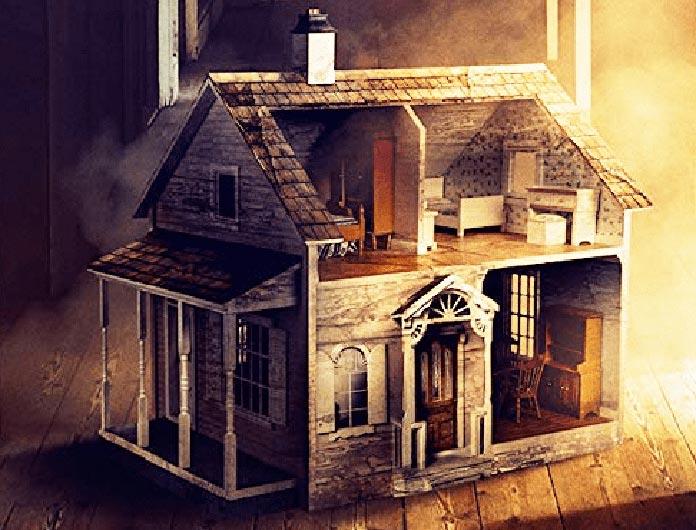 Historias de terror para niños - La casa de muñecas mágica