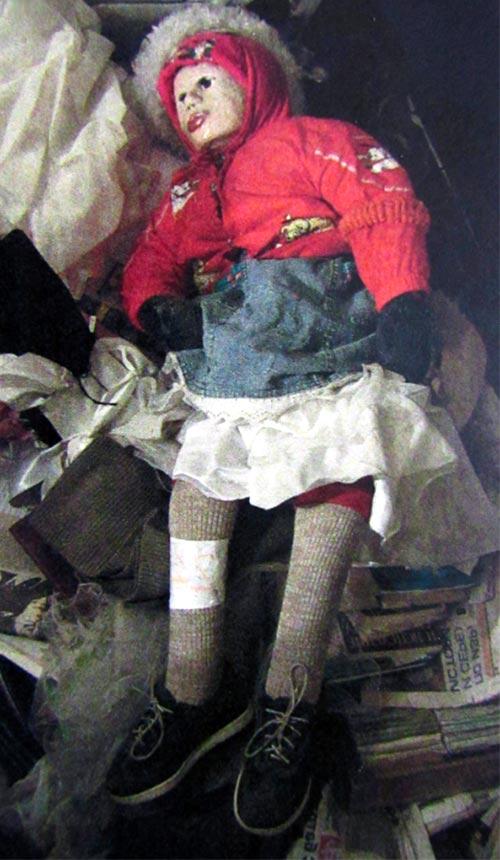 Historias de terror reales - Anatoly Moskvin, el coleccionista de muñecas
