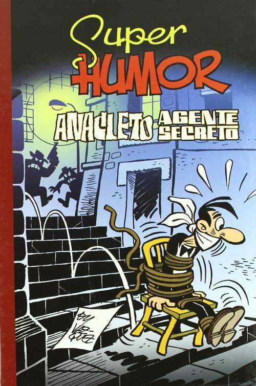 Historietas famosas - Anacleto, agente secreto