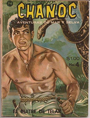 Historietas famosas - Chanoc