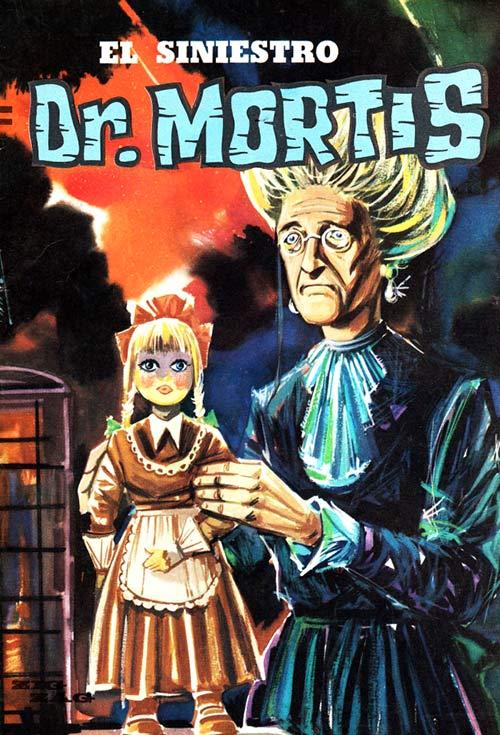 El siniestro Dr. Mortis