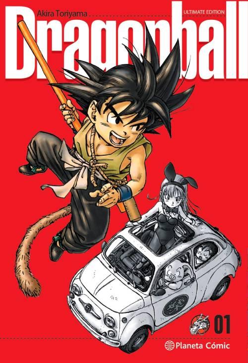 Historietas famosas - Dragon Ball
