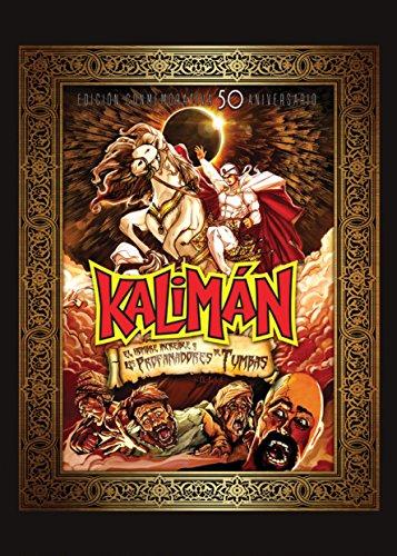 Historietas famosas - Kaliman