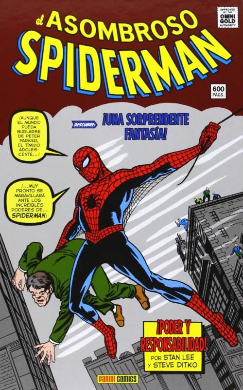 Historietas famosas - Spiderman